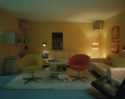 Party - ERÖFFNUNG Aufschlussreiche Räume. Interieur als Porträt ...