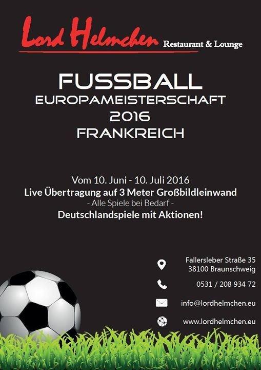 Fussball Em 2016 Live