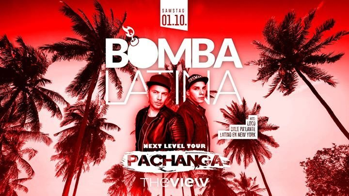 Party - Bomba Latina // Dortmund // Pachanga Live! - VIEW ...