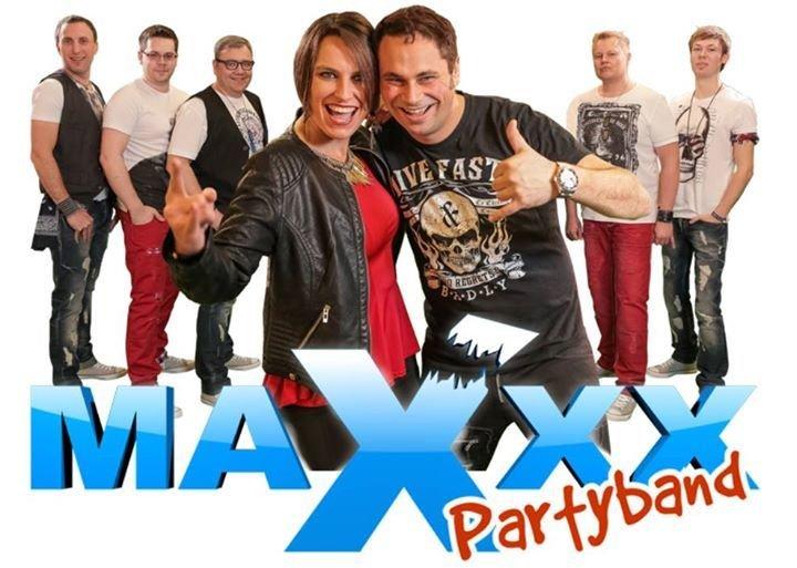 Bildergebnis für maxxx partyband