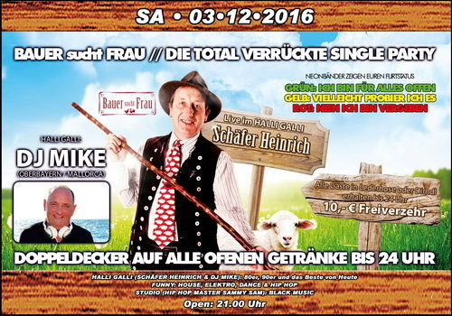 Single party aachen 2016