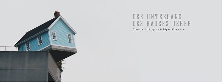 """Party Hörspiel """"Der Untergang des Hauses Usher"""" von"""