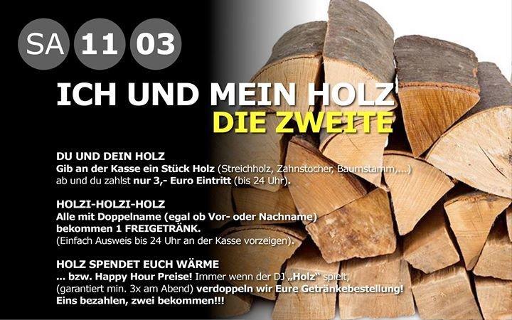 Holz Erfurt ich und mein holz die zweite musikpark erfurt in erfurt