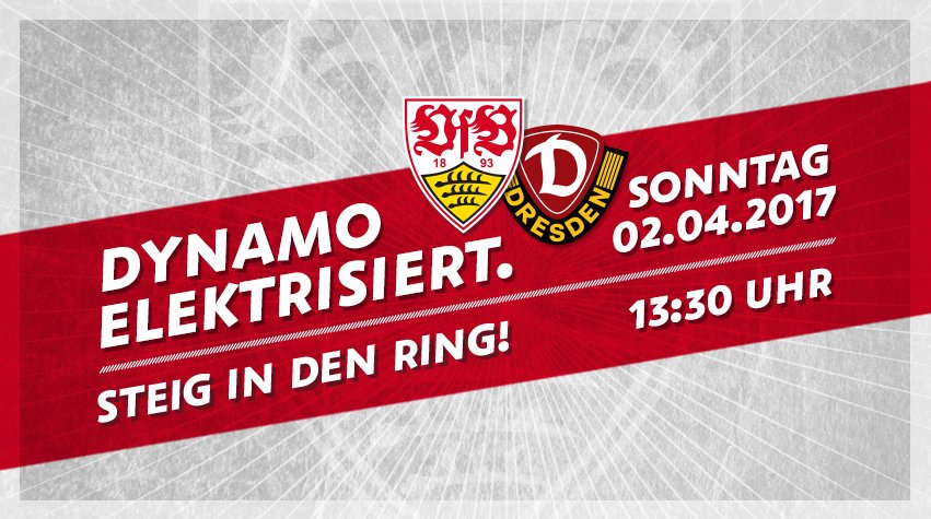 Vfb Stuttgart Dynamo Dresden Tickets