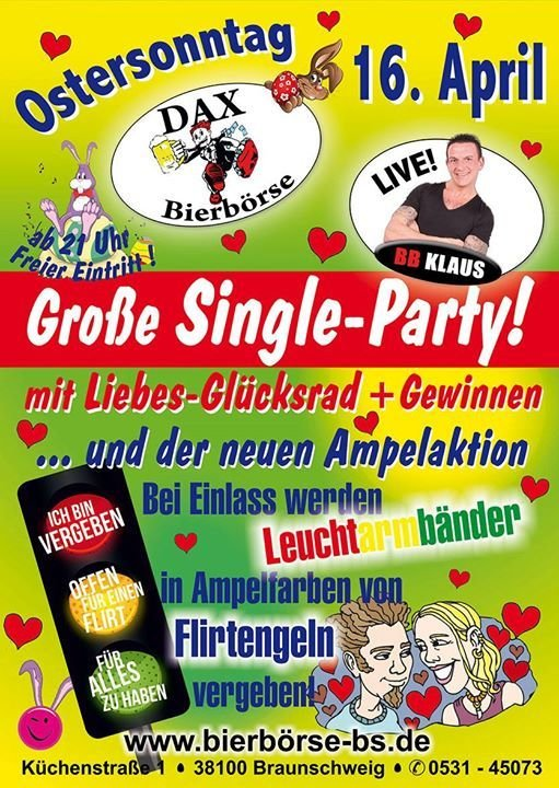 Ludwigsburg single party ars
