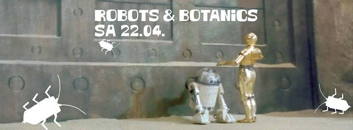 party robots botanics cuba nova in m nster. Black Bedroom Furniture Sets. Home Design Ideas