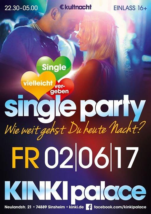 Single party sinsheim