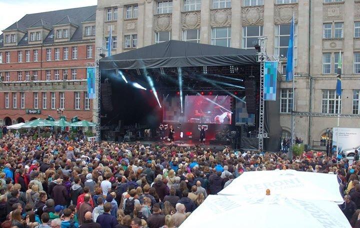 Bilder Bühnenprogramm Kieler Woche 24 Juni 2017 Kieler Woche
