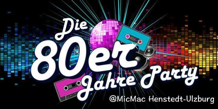 party die 80er jahre party remix in henstedt ulzburg. Black Bedroom Furniture Sets. Home Design Ideas