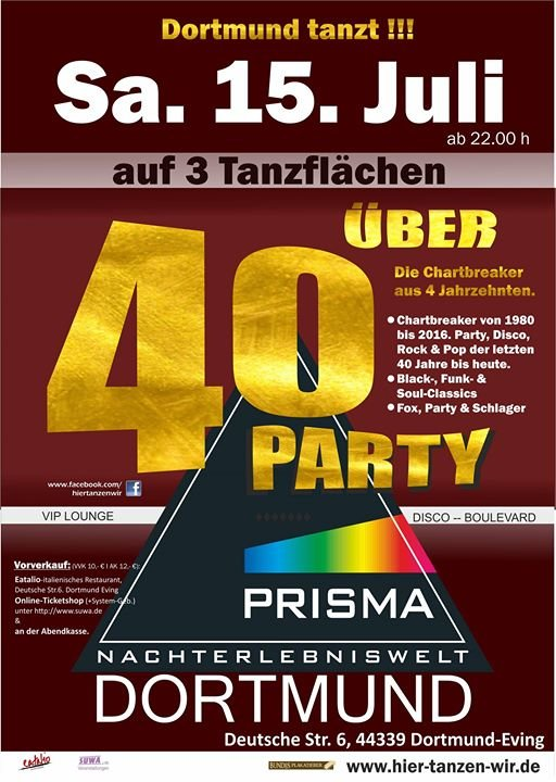 Prisma dortmund single party