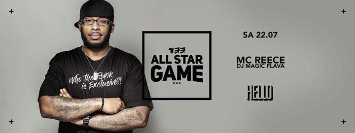 Party - 133 All Star Game // MC Reece & DJ Magic Flava