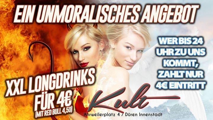 Festa Ein Unmoralisches Angebot Kult In Düren 11082017