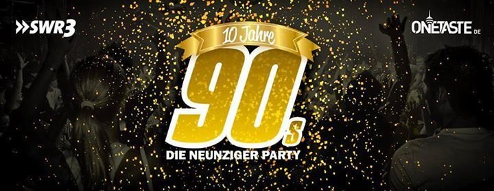 90 er party stuttgart