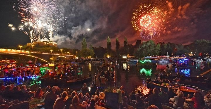Party Laternenfest 2017 Halle Saale In Hamm 25082017