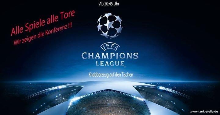 Champions League Alle Spiele