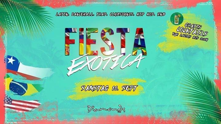 Party Fiesta Exotica Gratis Cocktails Fur Ladies Fb Gasteliste