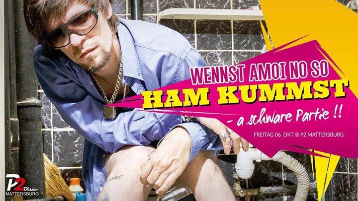 Party - Wennst amoi no so Ham Kummst // Gratis Schankmixer