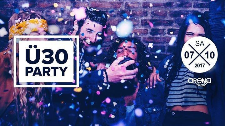 party 30 party mit fb zusage bis 22h eintritt frei discothek arena ihlpohl in ritterhude. Black Bedroom Furniture Sets. Home Design Ideas