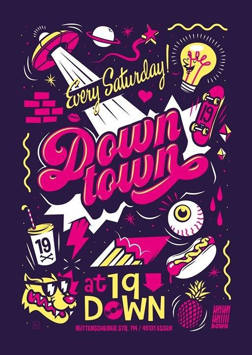 19 Down Essen