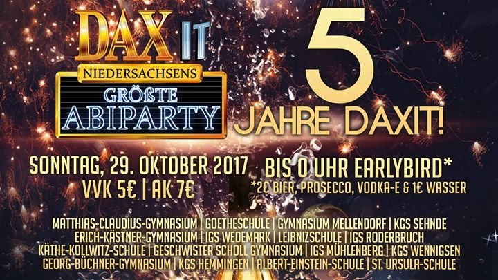 Single party hannover dax