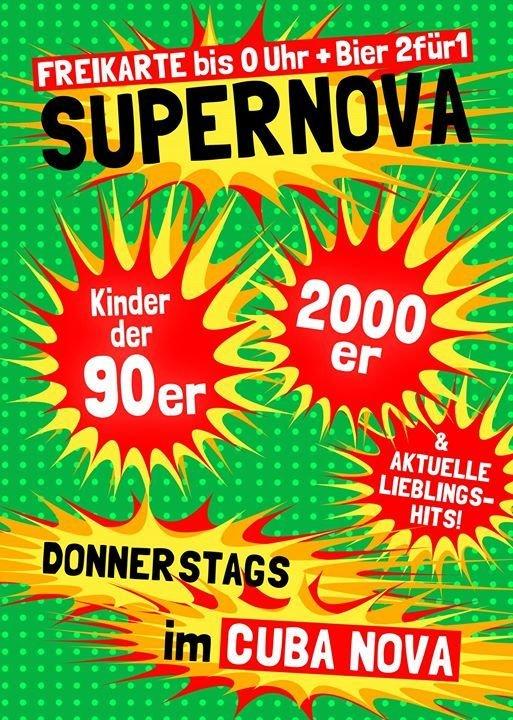 party supernova party cuba nova in m nster. Black Bedroom Furniture Sets. Home Design Ideas