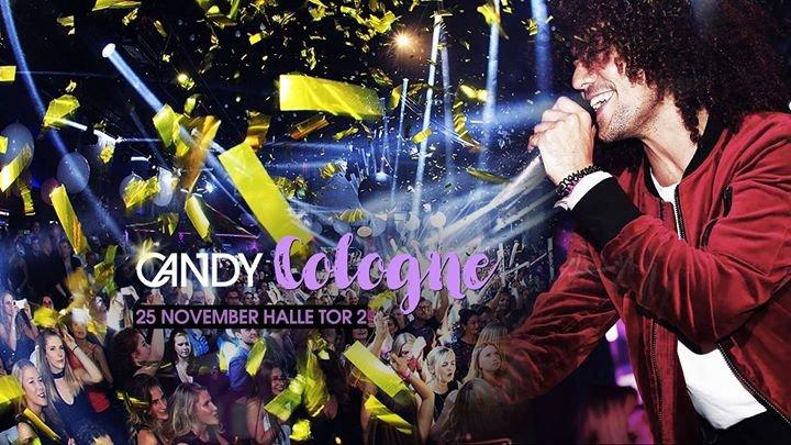 Party - CANDY am Samstag 25. November in der Halle/ Tor 2
