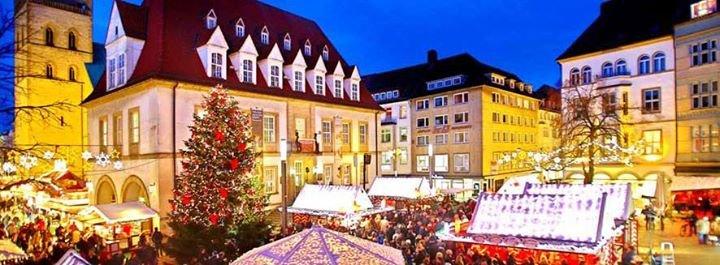 Bielefelder Weihnachtsmarkt.Party Weihnachtsmarkt Bielefeld 2017 Stadt Bielefeld In