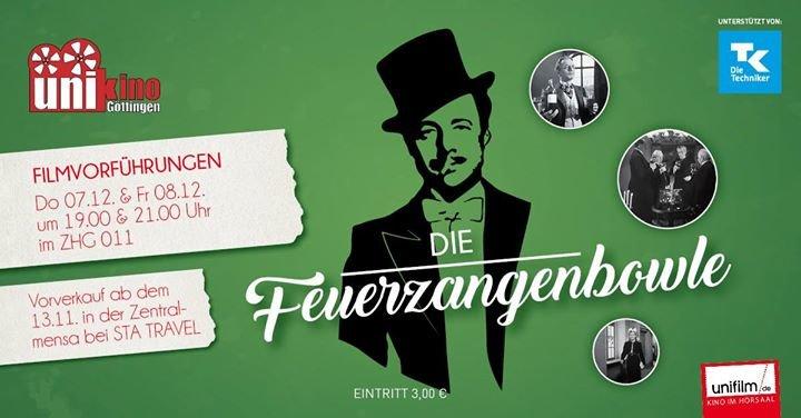 Festa - Die Feuerzangenbowle - Unikino in Göttingen - 07