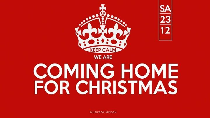 Party Coming Home For Christmas Musikbox In Minden 23122017