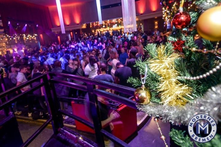 Party Weihnachtstanz Das Beste Zum Feste Modernes In Bremen