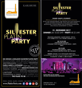Single party karlsruhe silvester