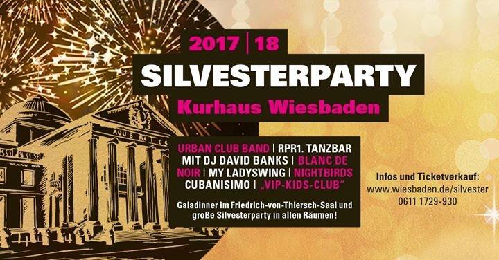Wiesbaden Casino Silvester 2017