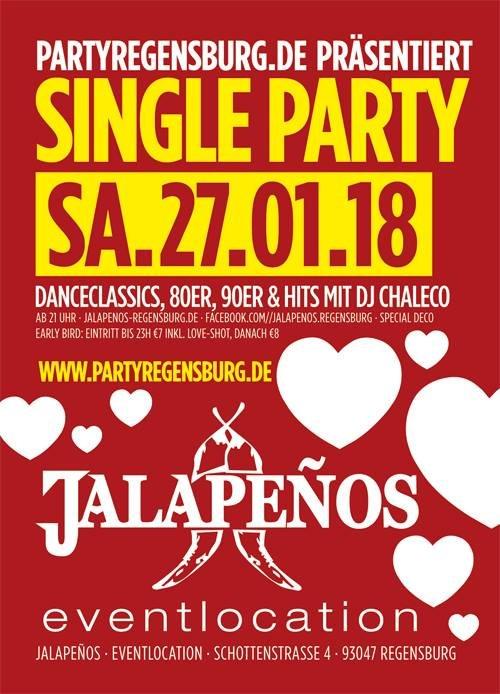 Single party regensburg