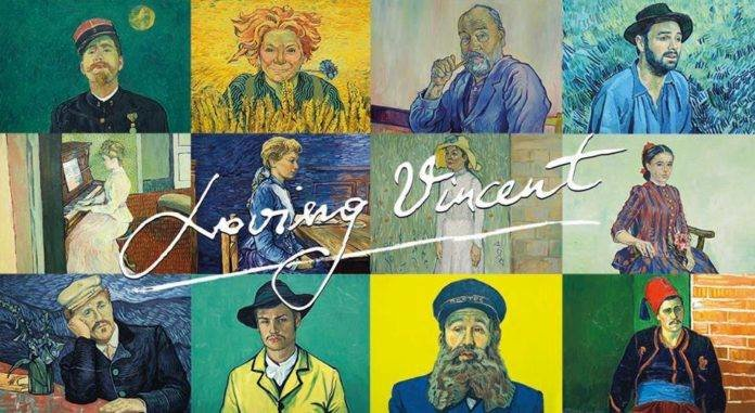 Loving Vincent Kino