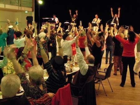Party - Senioren tanzen in den Fasching - Bamberg in - 31