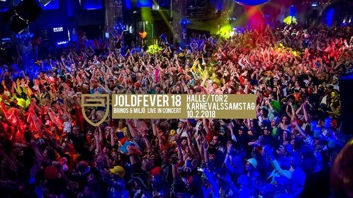 Party Joldfever 2018 Die Halle Tor 2 In Köln 10022018