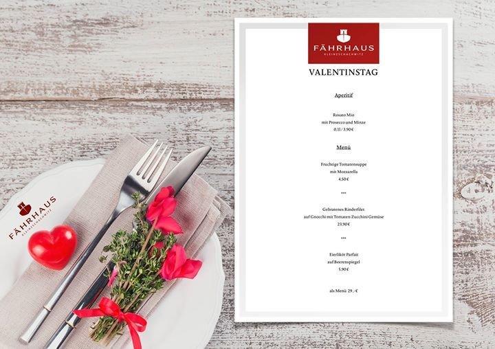 Party Valentinstag Im Fahrhaus Restaurant Fahrhaus