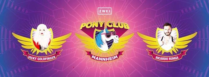party ponyclub xxl sexy pop electro edition disco zwei in mannheim. Black Bedroom Furniture Sets. Home Design Ideas