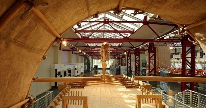 party f hrung durch das museum f r antike schiffahrt r misch germanisches zentralmuseum in. Black Bedroom Furniture Sets. Home Design Ideas