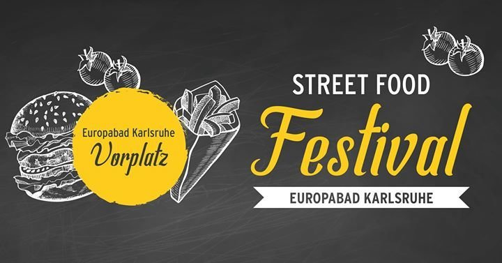 party street food festival 16 18 m rz 2018 stadt karlsruhe in karlsruhe. Black Bedroom Furniture Sets. Home Design Ideas