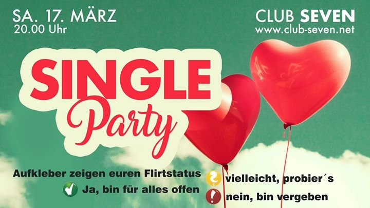 Single party sonthofen