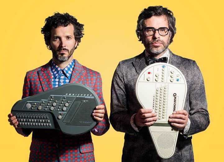party flight of the conchords at the o2 arena the o2. Black Bedroom Furniture Sets. Home Design Ideas