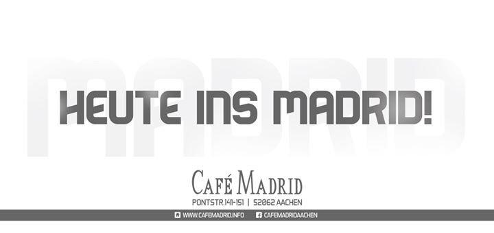 Cafe Madrid Aachen