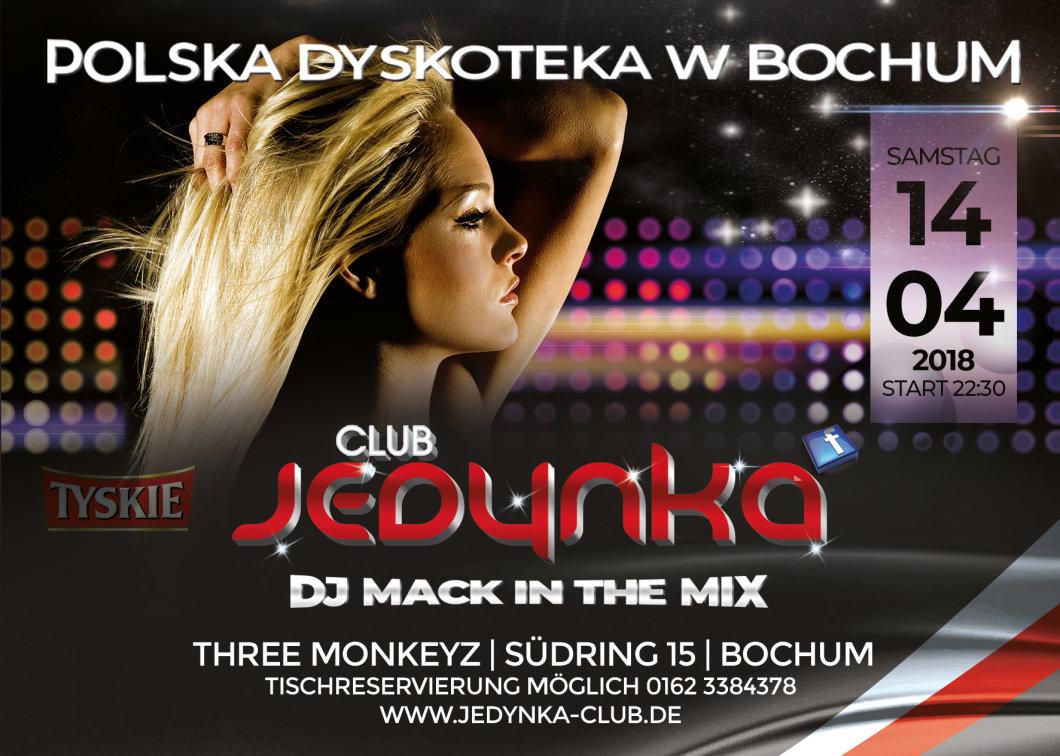 Party - Club Jedynka Bochum - Polska Dyskoteka - Three