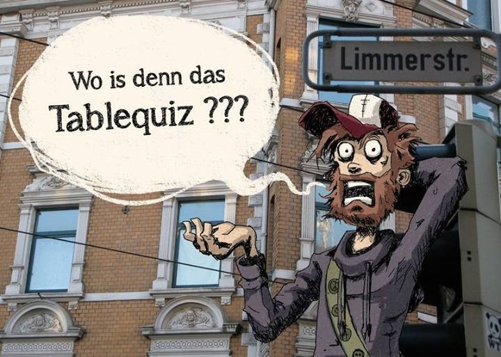 Party das aprilapril tablequiz im lindwurm lindwurm for Table quiz hannover