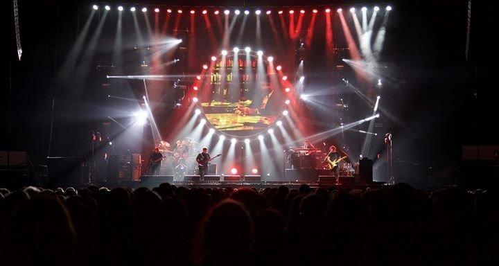 Party The Australian Pink Floyd Show Tempodrom In Berlin 2504