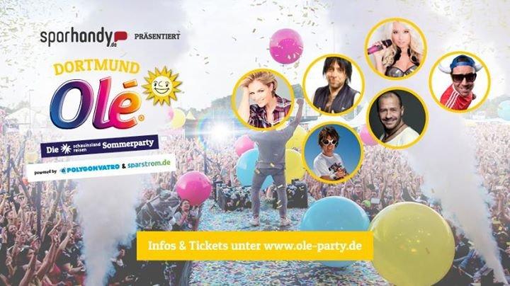 Party Dortmund Olé 2018 Dortmund In Dortmund 25082018