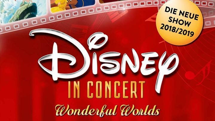 party - disney in concert // mercedes-benz arena berlin - mercedes