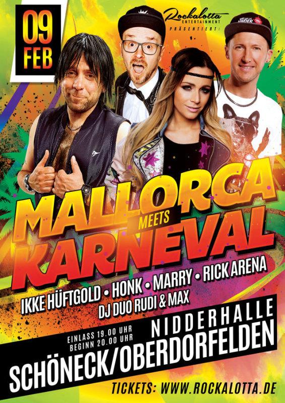 Bilder Mallorca Meets Karneval Nidderhalle In Schoneck