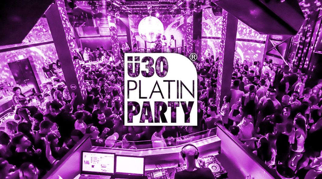 Party - Heilbronn. ü30 Platin Party im Creme 21 - Creme 21
